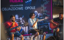 """Więcej o: 11.07.2019 – Projekt HUBAS #StreetArt2019 """"Objazdowe Opole"""""""