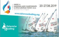 Więcej o: 2019 Dziwnów – Młodzieżowe Mistrzostwa Europy w klasie Laser