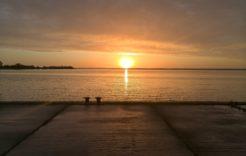 Więcej o: Zachód słońca na powitanie sezonu!
