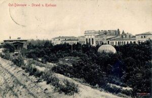 Dziwnów, sanatorium Kurhaus