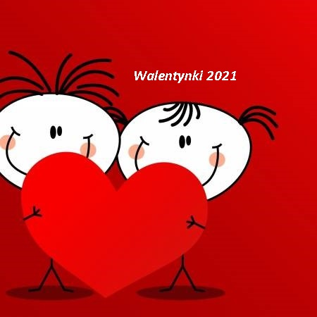 Wszystkie Walentynki nasz są...